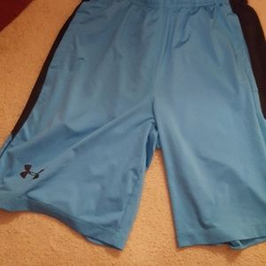 Under armour mens shorts small